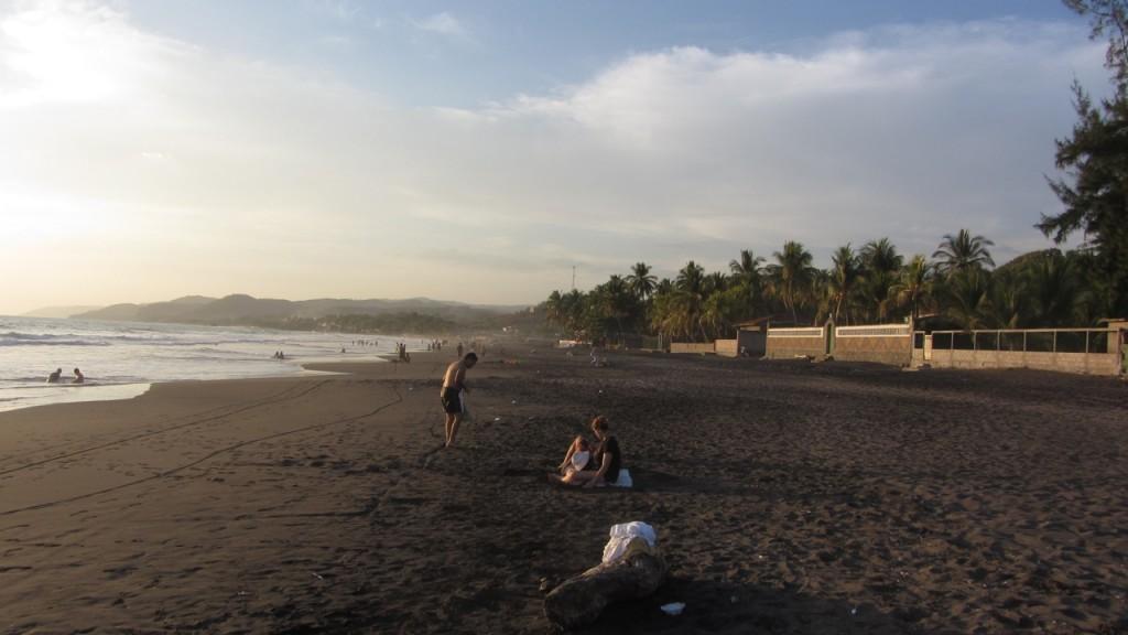 Playa san Blas